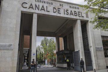 Sede del Canal de Isabel II en Madrid Efe